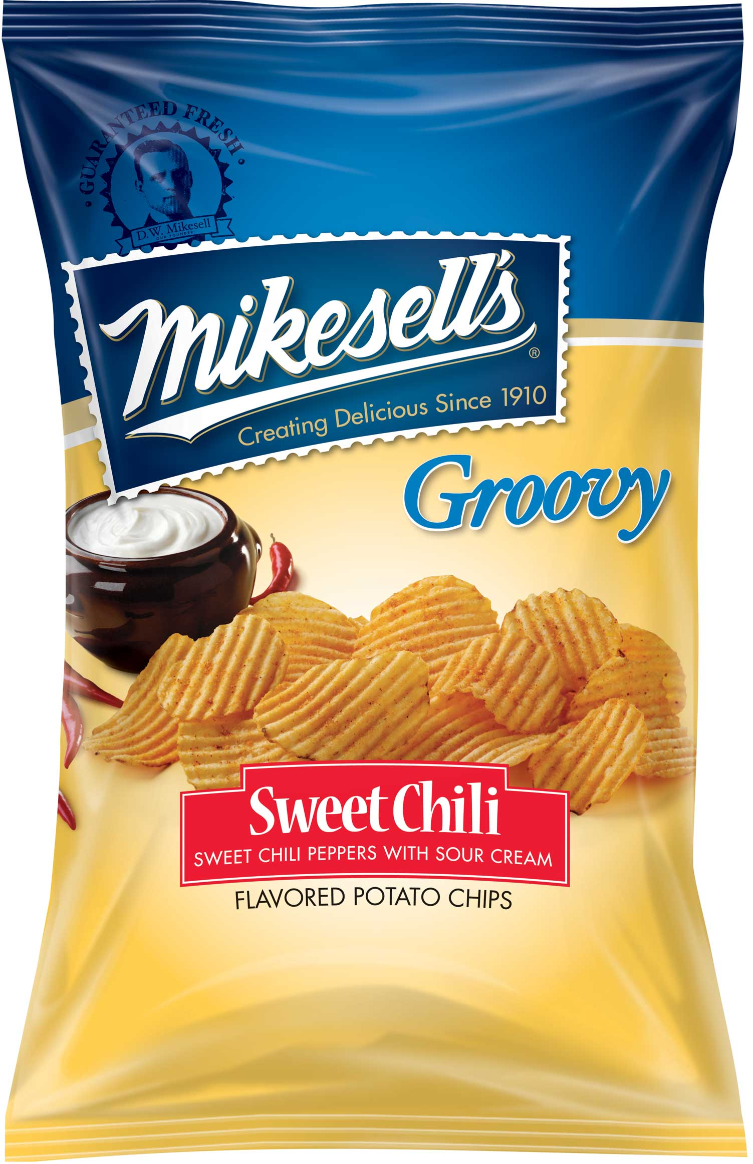 Mikesell's Chips Sweet Chili and Sour Cream